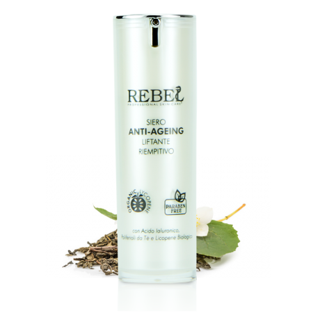 Rebel Siero Anti-Ageing Liftante e Riempitivo - 30 ml