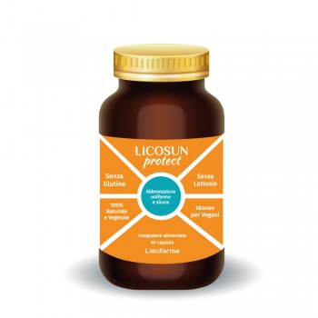 Licosun Protect - Skin Antioxidant Supplement