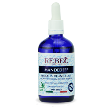 Rebel Mandedeep Fluido Esfoliante Forte - 100 ml