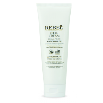 Rebel Cell Cream Crema Forte Anticellulite - 250 ml