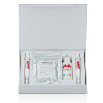Lycocream Neurocosmetici Antietà Kit Lift-Age Trattamento Antiageing